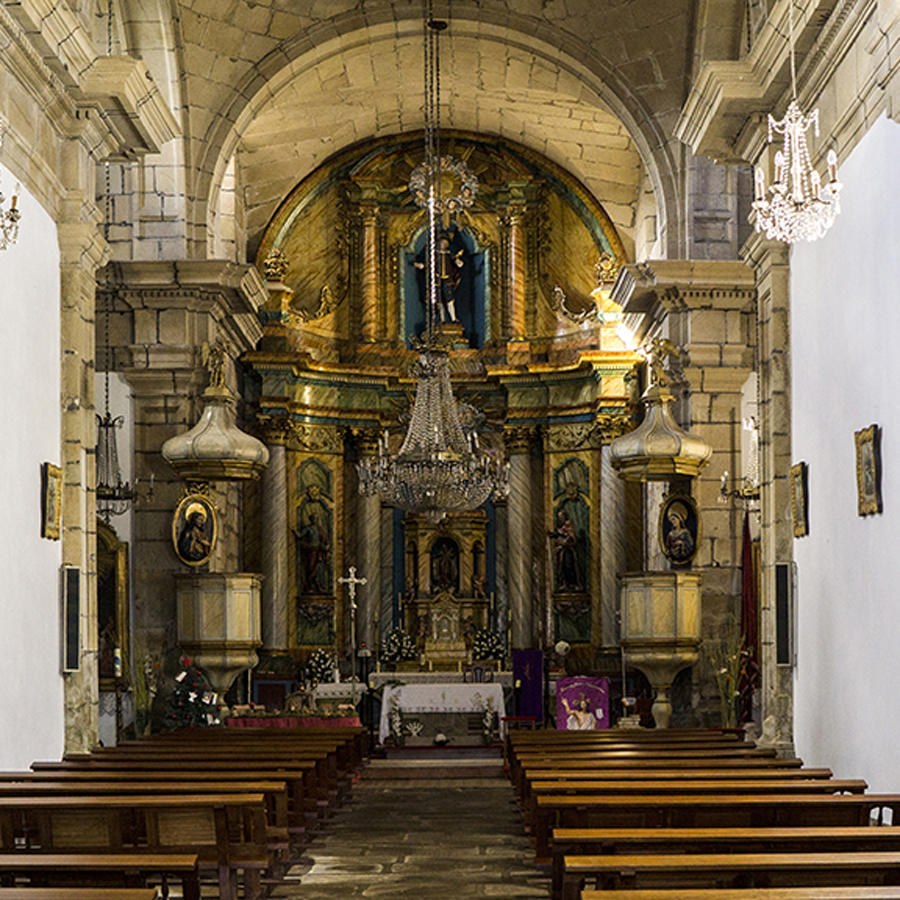 Iglesia de San Xulián de Bastavales