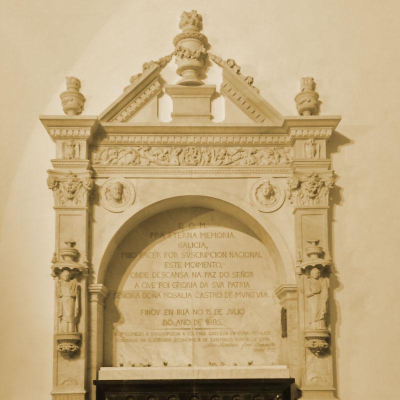 Panteón de Galegos Ilustres
